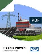 Hybrid Power Land Power UK