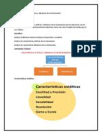 caracteristicas estaticas y dinamicas 1