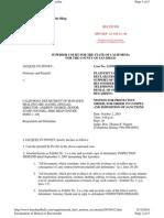 Supplemental Decl Motion Reconsider 2