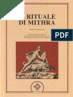 (a cura di Armando Cepollaro) - Il rituale di Mithra-Atanòr (1982).pdf