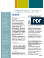 Talent Management Case Studies Nokia
