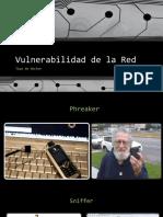 Vulnerabilidad de La Red