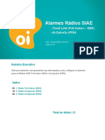 Procedimento Alarmes Rádios SIAE_ver0.ppt