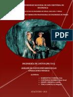 Analisis costos unitarios mineria.docx