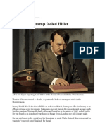 How a Dead Man Fooled Hitler