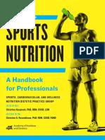 Sports nutrition 6 ed