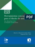 1 DARRE Y GORTAZAR_Herramientas conceptuales para el diseño I_FLACSO