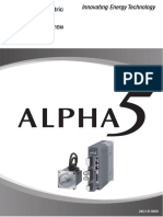 ALPHA5 SX Type User_s Manual