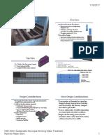 Flocculator Design