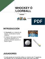 FLOORBALL ALEJANDRO ROMERO