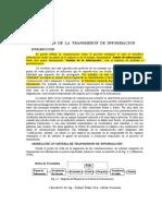 Principios de la Transmision de Informacion