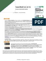 2010 - Editions ENI - Windows PowerShell (v1 et 2) - Guide de référence pour l'administration système.pdf
