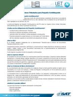 Informacion General Para Libro Electrónico Pequeños Contribuyentes