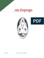 8_Trains d'engrenages