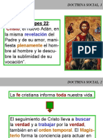 DoctrinaSocial De La Iglesia