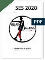 Liga pacífico 2020 actualizado