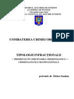 Combaterea crimei organizate