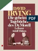 Irving David - Die geheimen Tagebücher des Dr. Morells