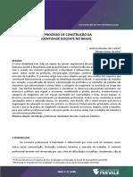 O processo de construção da identidade docente no Brasil