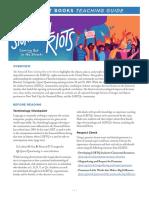 Stonewall Riots Teachers Guide