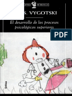 Vigotsky-El Desarrollo de Los PPS-Cap 3