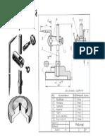 montaje mecanico marcador