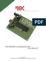 PIC-USB-4550