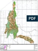 Mapa Zonificacion Ambiental POMCA Rio Blanco