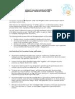 Recruitment Forecasting Guidelines for HRBPs