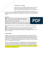 Case Study Li & Fung