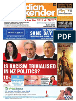 The Indian Weekender | March 06, 2020 | Volume 11 Issue 49