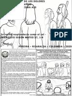 HOJITA DOMINICAL II CUARESMA A20