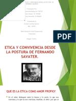 Actividad 6 Fernando Savater.