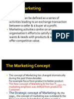 Concept of Interna-marketing