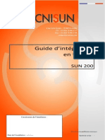TECNISUN-Manuel d'Intégration Capteurs Plans-08122010