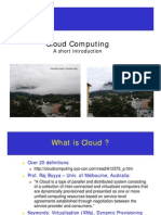 Cloud Intro PDF