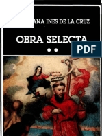 Sor Juana Inés de la Cruz. Obra selecta II