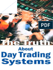 Truth About Day Trading