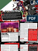 Adaptação - Persona 5 3D&T