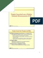 Projeto Conceitual de Bancos de Dados USP