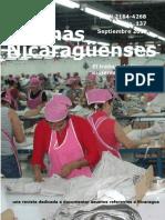 Revista de Temas Nicaragüenses No. 137