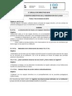 2 AGENDA CIRCULO DIRECTIVOS Nro 5 2018 N.SECUNDARIO