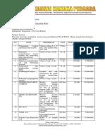 Penawaran Perawatan IPAL RSUD Balaraja  No.044