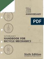 Sutherland s Handbook for Bicycle Mechanics 6th Edition