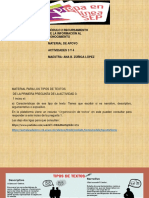 MATERIAL DE APOYO ACTIVIDAD 3 Y 4.