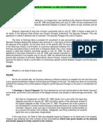 SPS. RUDY PARAGAS and CORAZON B. PARAGAS  vs. HRS. OF DOMINADOR BALACANO
