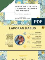 PPT Lapsus Endo (revisi)
