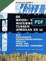 De woon- werk- waterwereld tussen Jordaan en IJ.