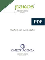 Prontuario Medicinali Omeopatici IGEAKOS
