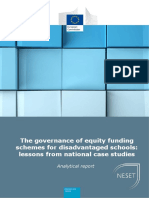 The Governance of Equity Funding Schemes for Disadvantaged Schools
